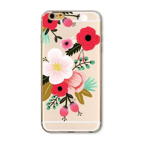 Styledeals Flowers iPhone hoesje