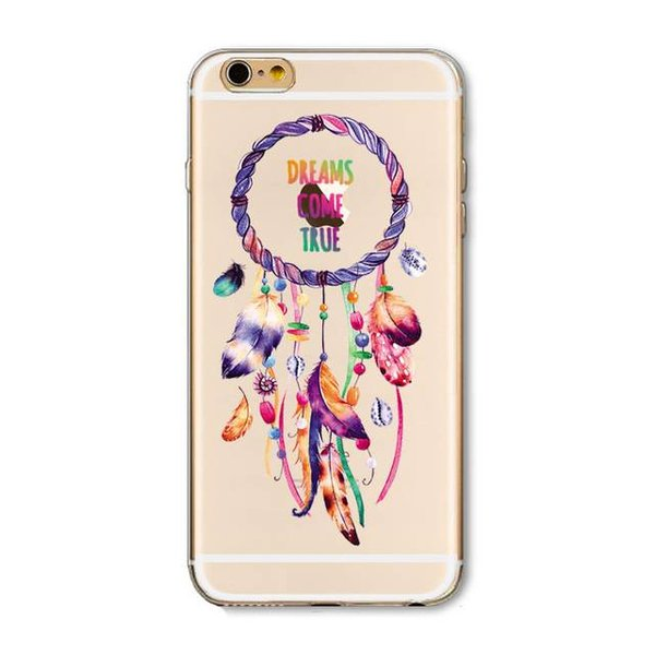 Dreams come true iPhone hoesje