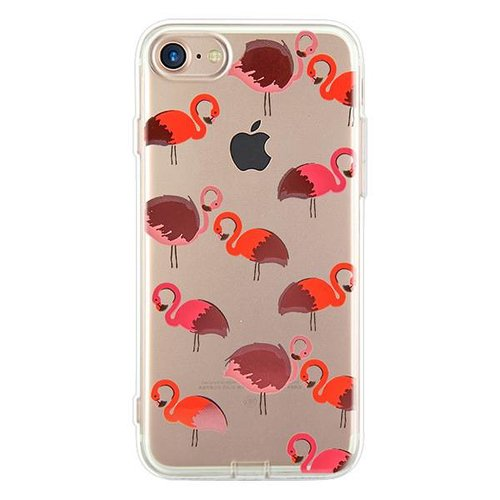 Styledeals Flamingo print iPhone hoesje