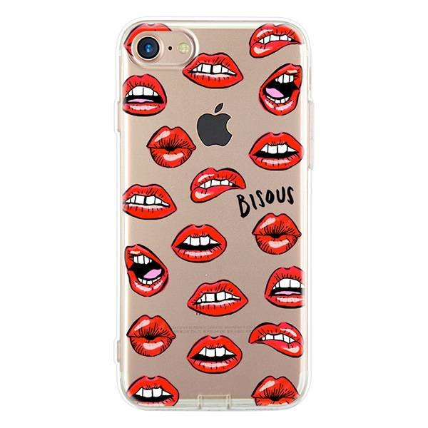 Bisous iPhone hoesje iPhone 6Plus