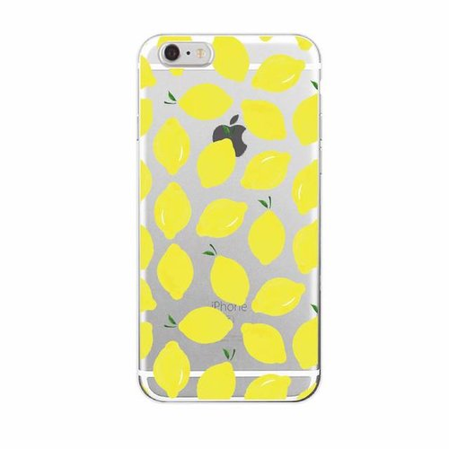 Styledeals Lemon iPhone hoesje