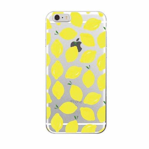 Styledeals Lemon iPhone hoesje