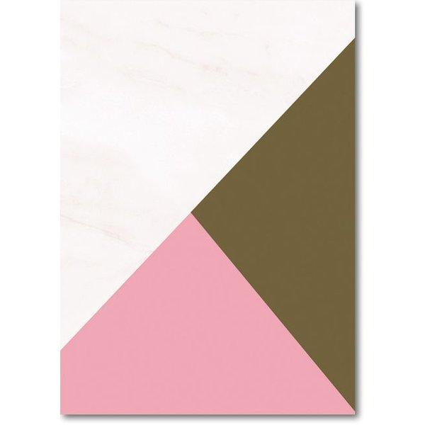 Postcardbox with 20 Sweet & Sour singel post cards (5 designs)