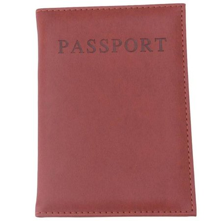 Paspoorthoesje bruin