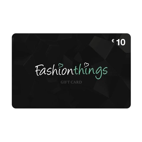 Fashionthings Giftcard € 10
