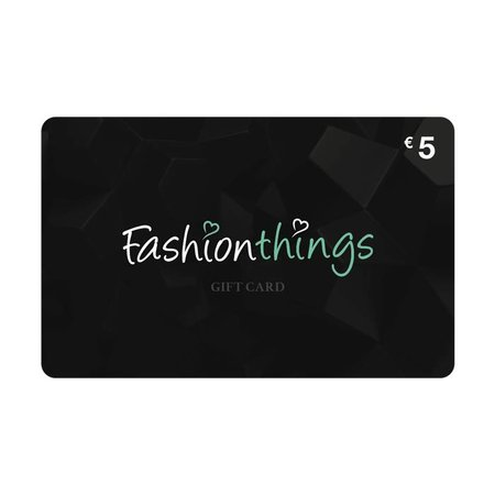 Fashionthings Giftcard € 5