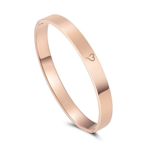 Bangle enjoy it all roségoud 8mm