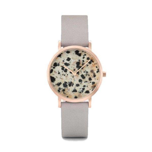 La Roche Petite Dalmatian Rose gold/Grey CL40106 33mm