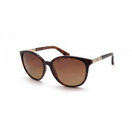 GUESS zonnebril GU7390 52H tortoise