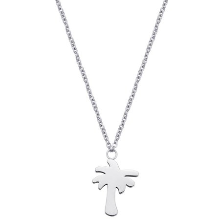 Fashionthings Find Me Under The Palms Ketting Zilver