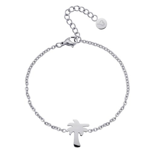 Fashionthings Find Me Under The Palms Armbandje Zilver
