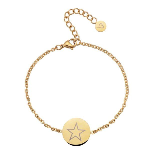 Shining Star Armbandje Goud