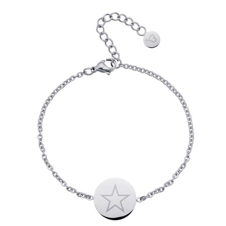 Fashionthings Shining Star Armbandje Zilver