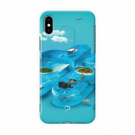 Fashionthings Dive deep Eco-friendly iPhone cover