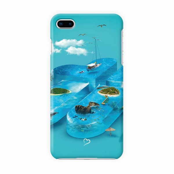 Dive deep Eco-friendly iPhone hoesje