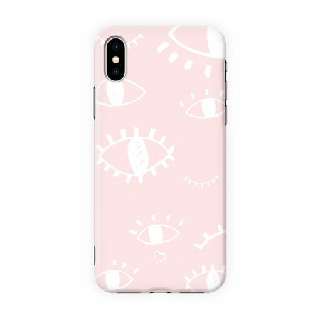 Fashionthings All eyes on you Eco-friendly iPhone hoesje