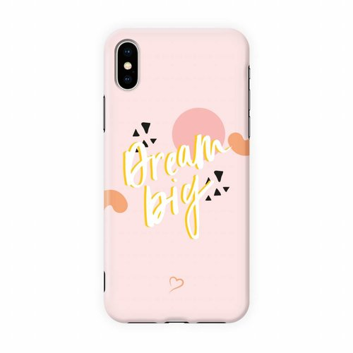 Fashionthings Dream big Eco-friendly iPhone cover