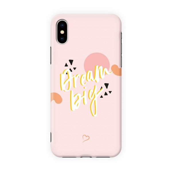 Dream big Eco-friendly iPhone hoesje