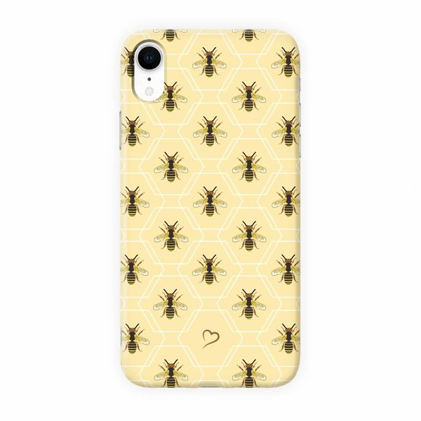 Bee inspired Eco-friendly iPhone hoesje