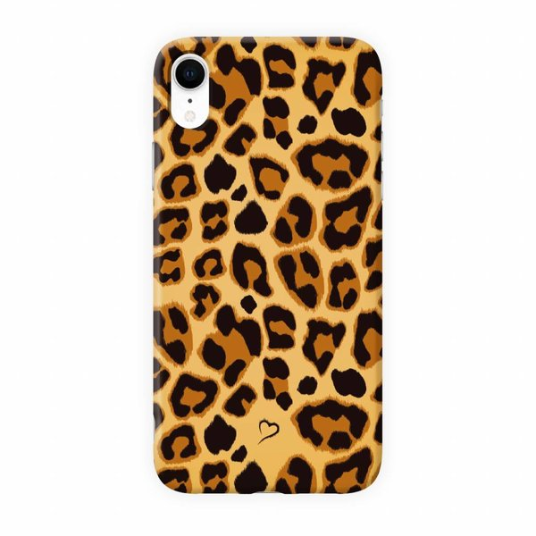 Leopard vibes Eco-friendly iPhone hoesje