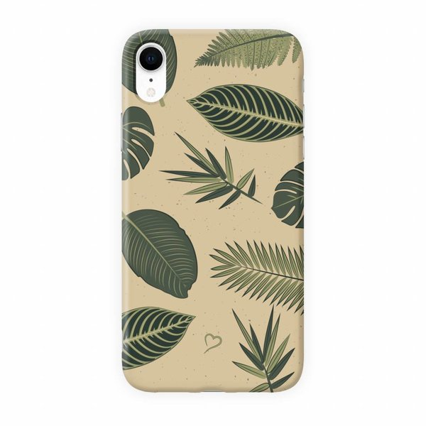Be-leaf in yourself Eco-friendly iPhone hoesje