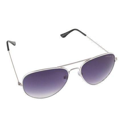 Bilderberg Aviator Coloured Silver Purple