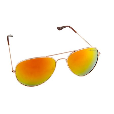 Bilderberg Aviator Bright Coper Orange