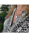 Love the Dots ketting goud/zilver
