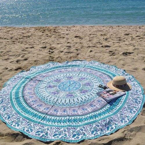 Lola Nomada Aloha Summer Beach Roundie