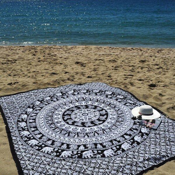 Elephantie Summer Beach Throw