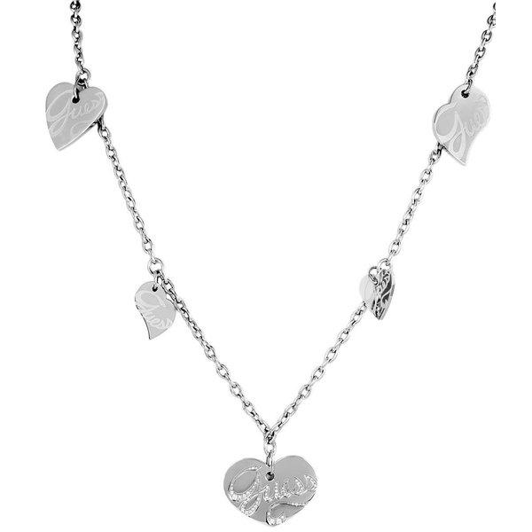 Hartjes ketting zilver USN80902