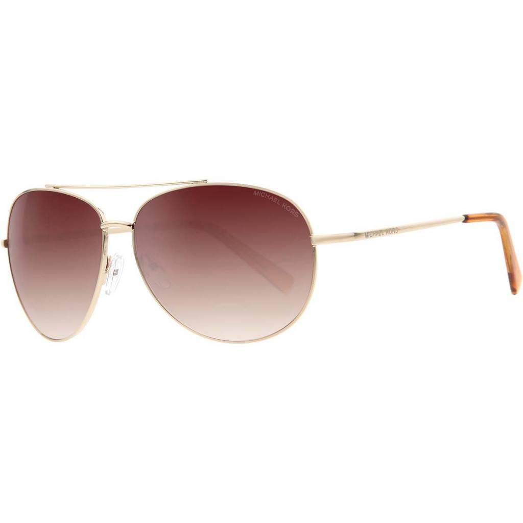 34eda142e3a Michael Kors Zonnebril Gold M3403 kopen? Ga naar Styledeals.nl √ 14 ...