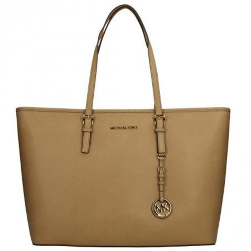 Michael Kors Jet Set Travel Large 30T5GTVT2L Khaki