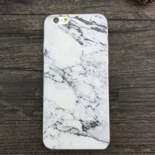 Marble iPhone hoesje iPhone 6Plus