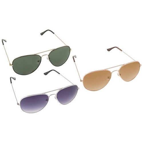 Bilderberg Aviator Zonnebrillen Set Coloured