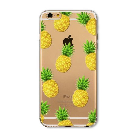 Pineapple iPhone hoesje