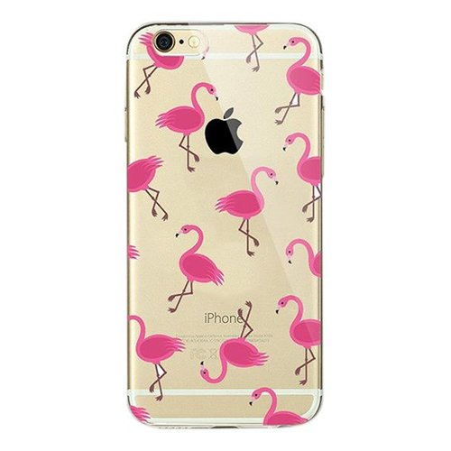 Styledeals Flamingo's iPhone hoesje