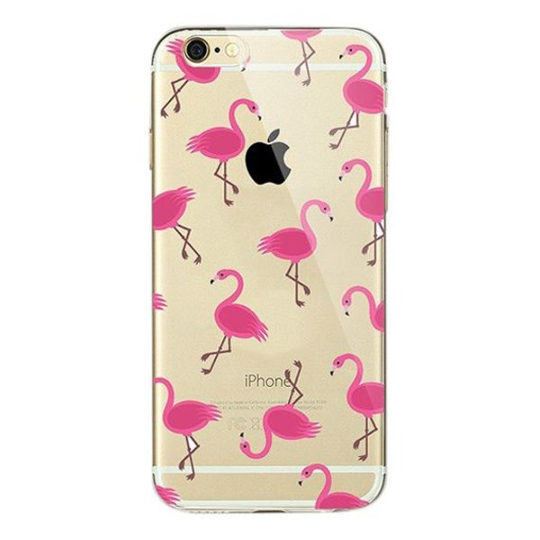 Flamingo's iPhone hoesje iPhone 6Plus