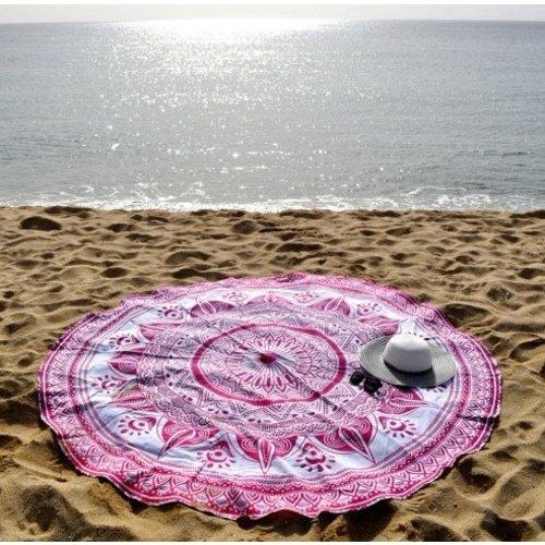 Lola Nomada Rosé Summer Beach Roundie
