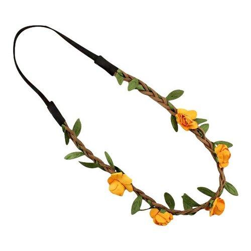 Festival proof haarband oranje