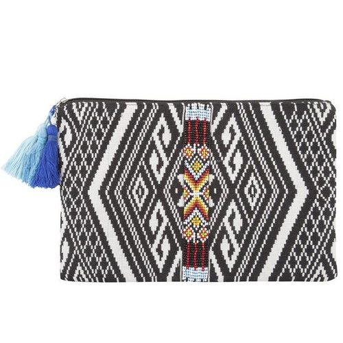 "Lola Nomada ""Bead IT up"" Clutch"