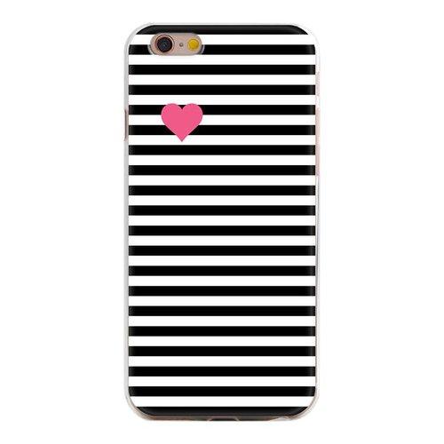 Styledeals Pink heart iPhone hoesje