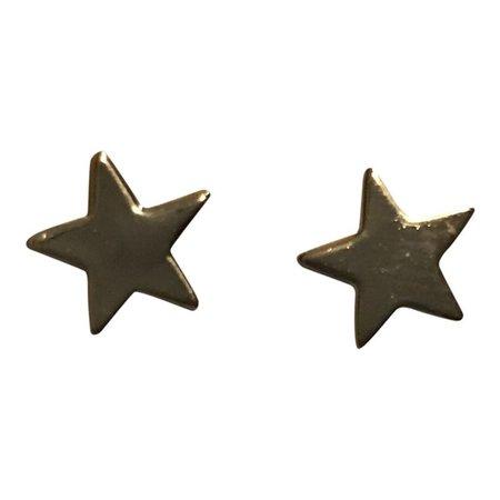 Ster oorbellen 925 sterling silver