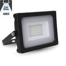 LED Floodlight 10w, 4000K Neutraal Wit, 1100 Lumen (110lm/w), IP65, 2 Jaar garantie