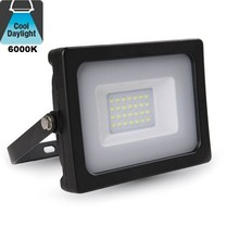 LED Floodlight 10w, 6000K Daglicht Wit, 1100 Lumen (110lm/w), IP65, 2 Jaar garantie