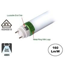 Led Tube 120cm, 20w, 3200 Lumen (160lm/w), 4000K Neutraal wit, 5 Jaar garantie