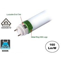 Led Tube 150cm, 30w, 5040 Lumen (160lm/w), 6000K Koud wit, 5 Jaar garantie