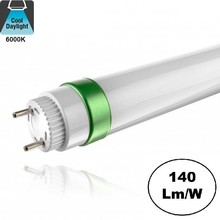 Led Tube 120cm, 20w, 3080 Lumen (140Lm/w), 6000K Daglicht wit, 3 Jaar Garantie