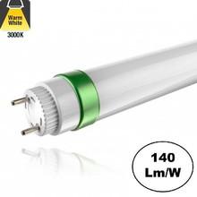 Led Tube 150cm, 24w, 3080 Lumen (140Lm/w), 3000K Warm wit, 3 Jaar Garantie