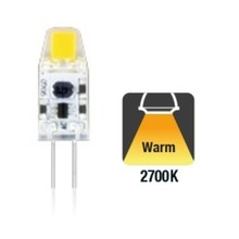 G4 1,1w Led Lamp, 2700K Warm wit, 2 Jaar Garantie